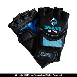 Ground Game Knockout MMA Gloves